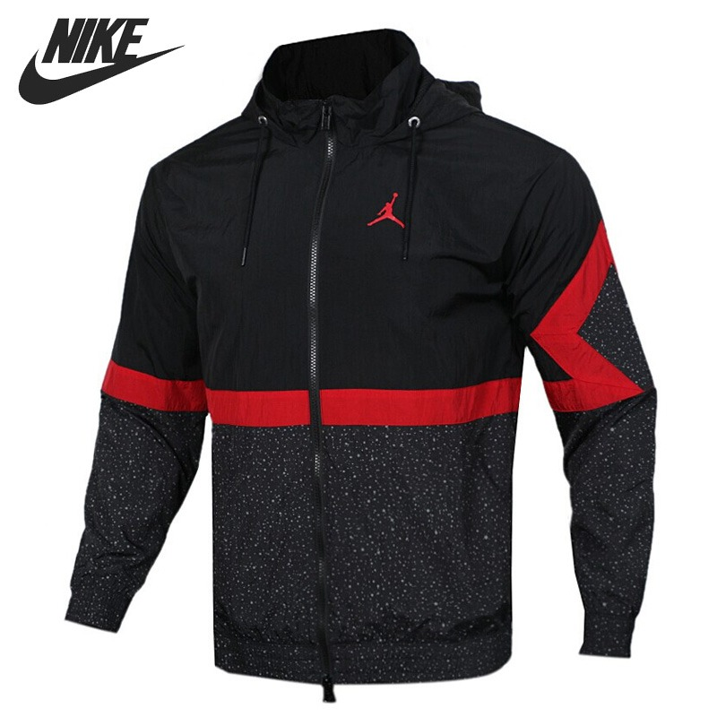Original New Arrival  NIKE DIAMOND CEMENT JACKET  Men's Jacket Hooded Sportswear