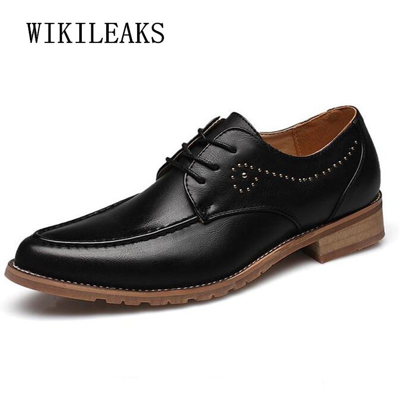 2019 Männer Schuhe Luxus Marke Braid Leder Casual Fahren Oxfords Schuhe Für Männer Italienische Schuhe Für Männer Wohnungen Zapatos Hombre Vestir Aromatischer Charakter Und Angenehmer Geschmack