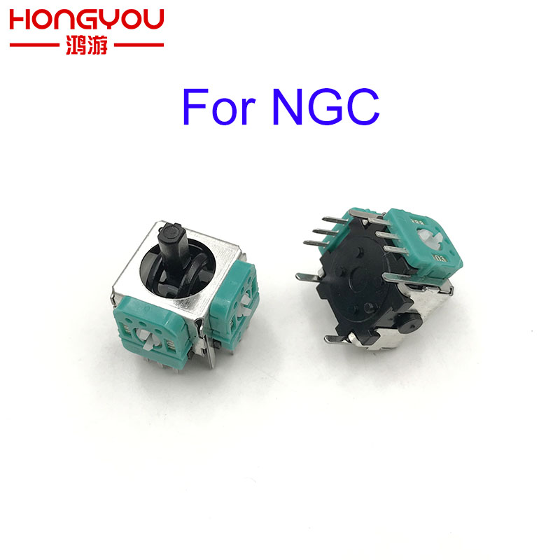 3D Analog Joysticks Sensor Module Potentiometer Replacement for Nintendo Game Cube for NGC controller image
