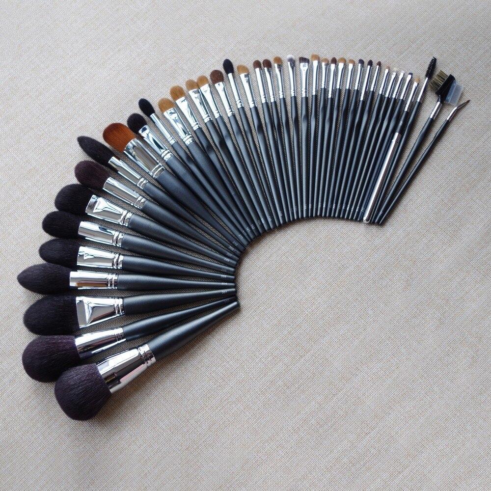 Профессиональный набор кистей для макияжа, мягкая натуральная пудра для волос, румяна, подводка для глаз, тени для век, кисть для растушевки pincel maquiagem, Кисть для макияжа|cosmetic tools|makeup brush setprofessional makeup brush set | АлиЭкспресс