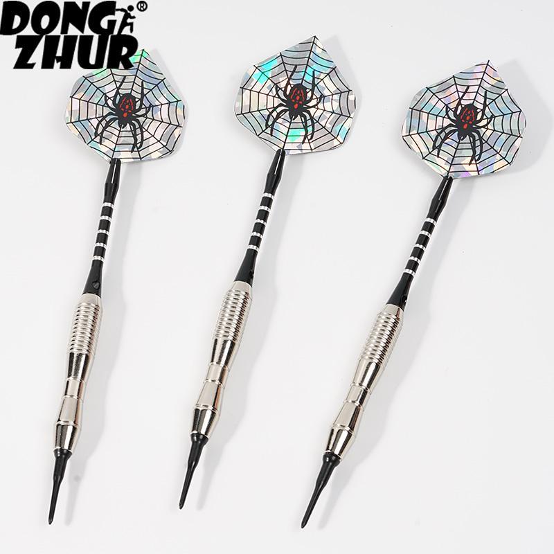 3pcs/ Set Of Soft Tip Darts 18g Dart Needle Throwing Tip For Dartboard New FY0212