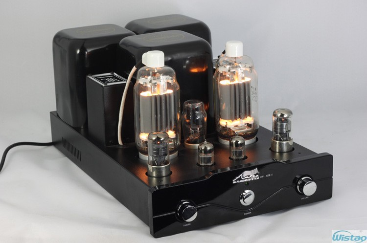 Tube Amplifier 2 X 50W HIFI Dual Mono-block Integrated Tube Rectifier Sound Field Control 12AT7 & 6N8P Driving amplifier FU13x2 tube amplifier hifi shuguang kt100 2 x 15w dual mono block integrated single ended russian 6h1 preamp usa 6ak5 driving amplifier