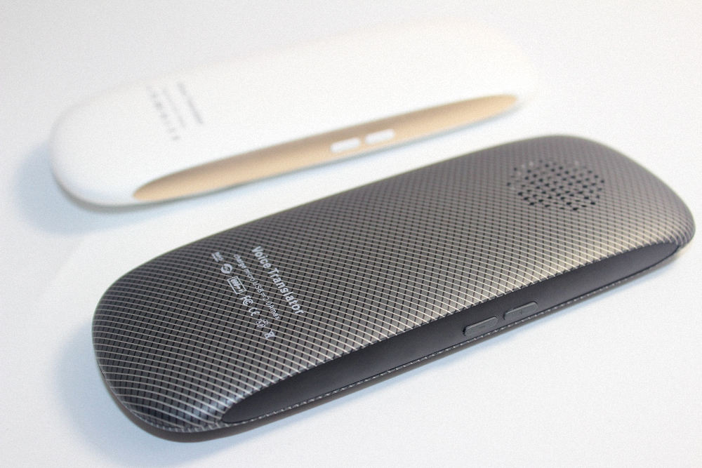 Intelligent Language Voice Translator WiFi Instant Portable Translator 2 Way Real-Time Translation Traveling Meeting Translator 40