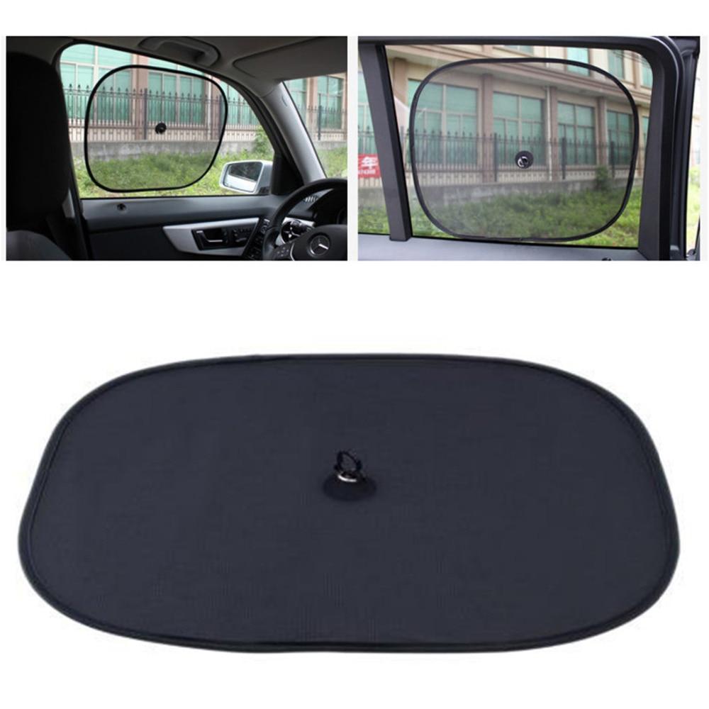 Dewtreetali 2stk / set bilfönster solskydd bil vindruta visirhölje block framfönster solskydd UV-skydd bilfönsterfilm