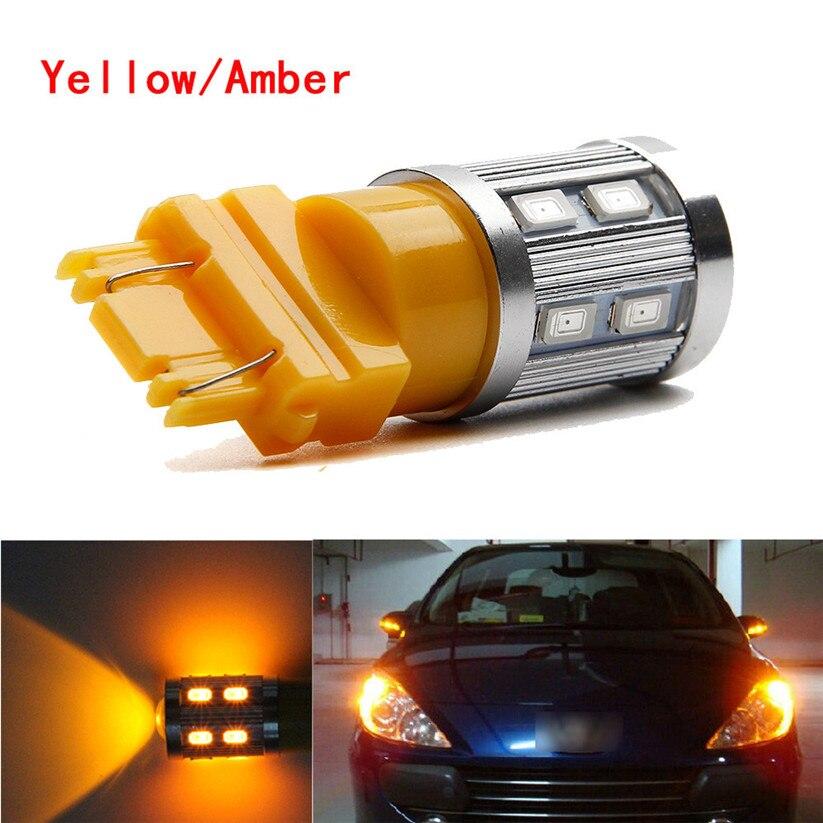 Car-styling KAKUDER 3156 3157 car LED bulbs 12 SMD 5730 Xenon White W21 / 5W high power lamp td0208 dropship