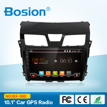 Android 6.0 Car DVD Multimedia for Nissan Altima /Teana 2013-2016 with Mirror Link Function 4 Core CPU 10inch HD Screen 1024*600