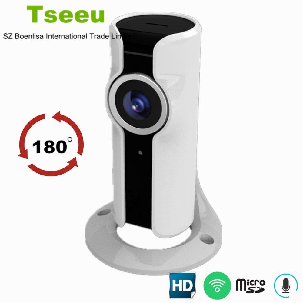 bilder für 720 P 180 grad panorama inneren mikrofon und lautsprecher unterstützung max 32G TF card P2P-IP-KAMERA