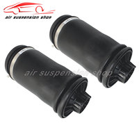 1 pair Rear Air Spring Bag Luftfeder Suspension Shock For Mercedes Benz GL350 GL450 W164 X1641643201025 1643200725