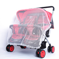 Twins stroller super suspension double seat strollers /carrier/ pram/ buggy/ jogger handcart