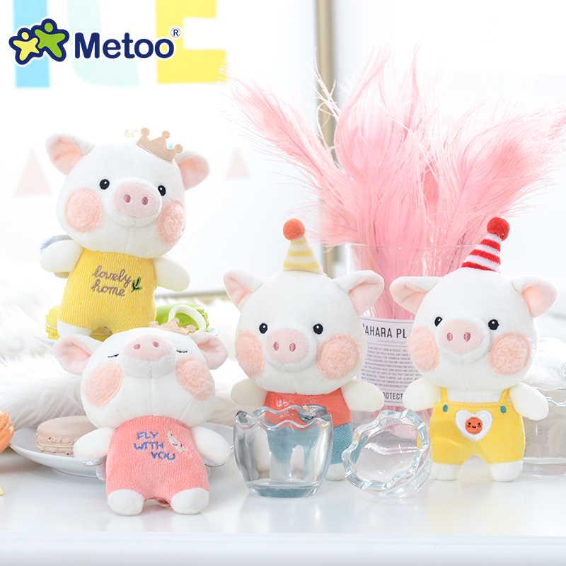 Кукла Metoo розовая свинья куклы плюшевые животные мягкие детские игрушки для девочек Kawaii маленькие куклы