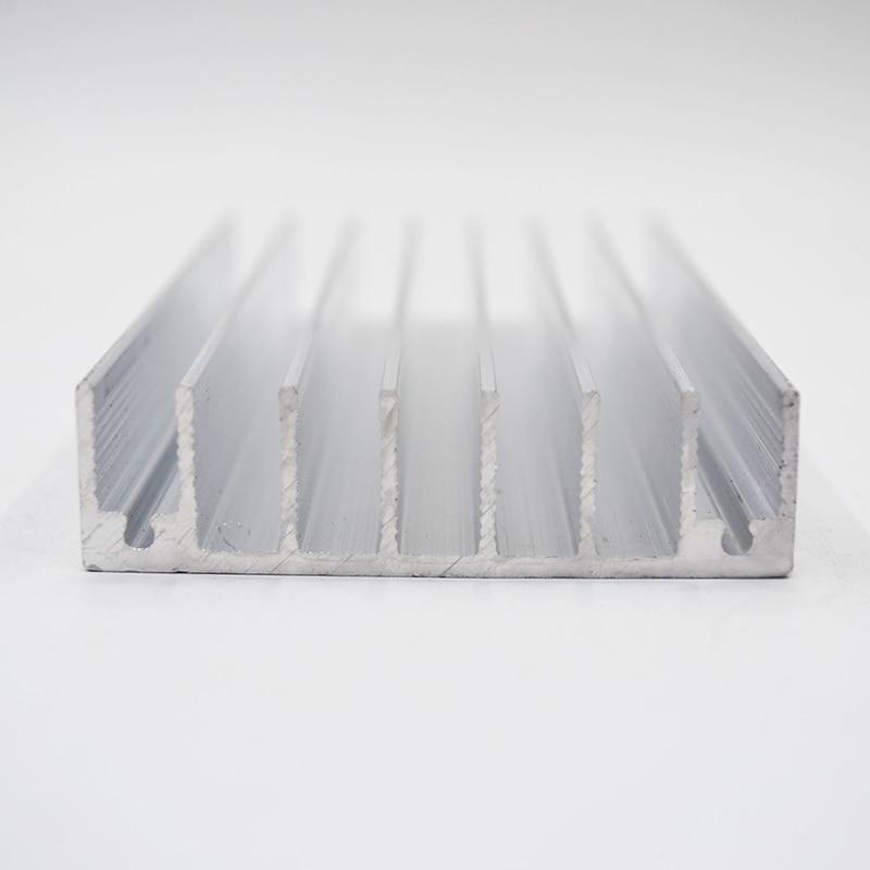 100x57x15mm radiatoriaus radiatoriaus aliuminio šilumos kriaukle - Apšvietimo priedai - Nuotrauka 2