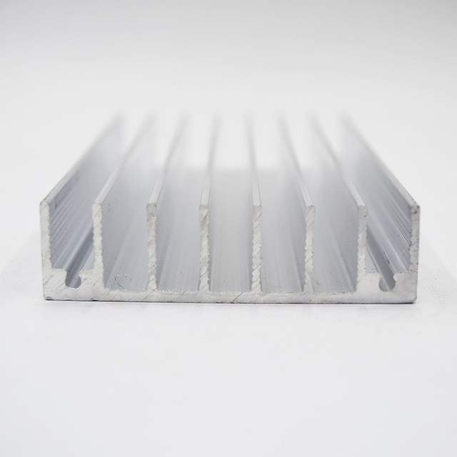 100x57x15mm Radiator Heatsink Aluminum Heat Sink Cooling Fit LED Transistor IC Module Power PBC Heat Dissipation for LED chip