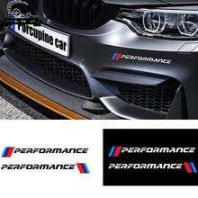 2pcs M Performance Car Body Side Fender Rear For BMW 1 2 3 4 5 7 F20 E90 E46 E39 E90 E60 F10 F30 X5 X6 M5 M6 styling Accessories