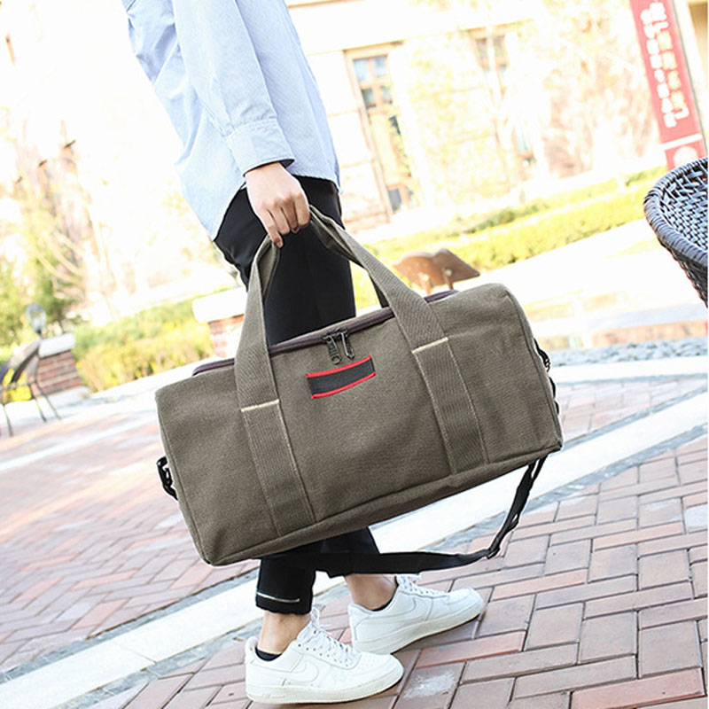 Big Capacity Men Sport Gym Bags For Training Bag Tas Fitness Travel Sac De Sport Outdoor Sports Women Canvas Gymtas Yoga Bag