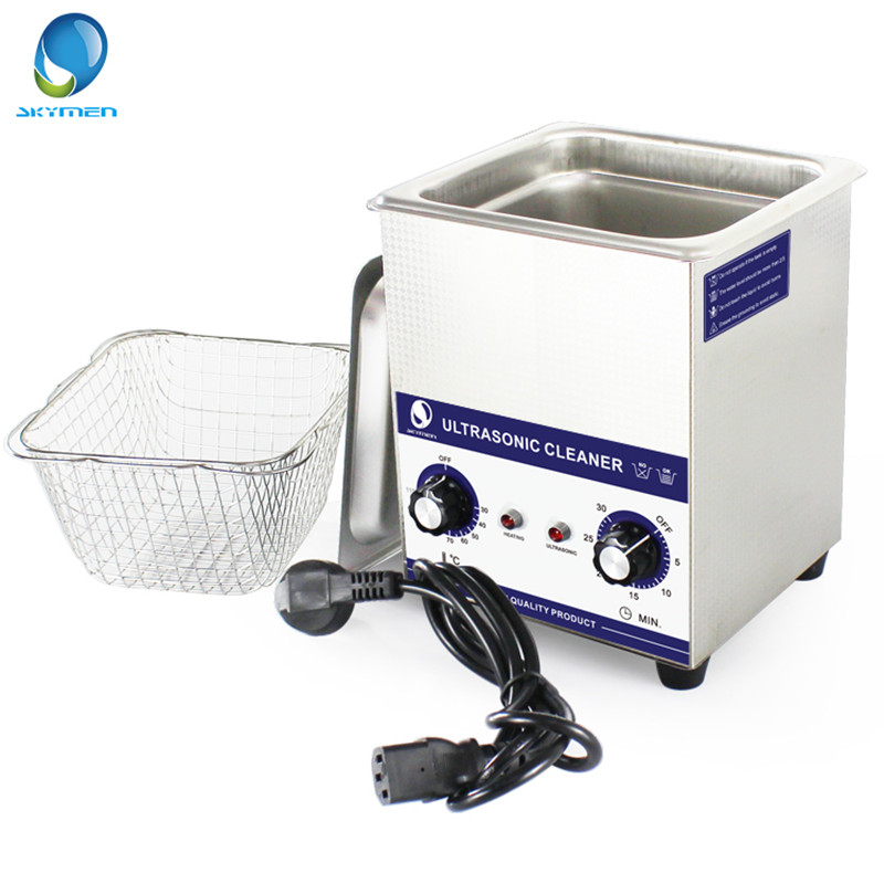2L Ultrasonic Bath 60W 40kHz Baskets Watches Dental PCB Glass CD Washer Heated Ultrasound Cleaner Ultrasonic Jewelry Cleaner цена