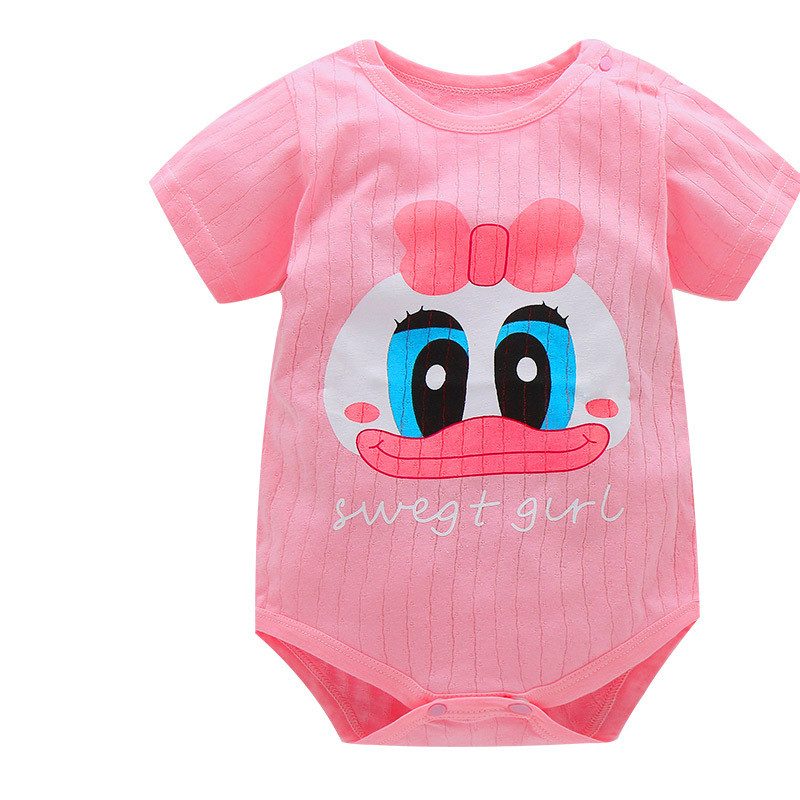 HTB1gqu.neGSBuNjSspbq6AiipXaB New Summer Baby Boys Romper Animal style Short Sleeve infant rompers Jumpsuit cotton Baby Rompers Newborn Clothes Kids clothing