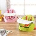 Складные Портативные Стульчики для кормления и Ускорители/детские обеденный стул обеденный стол 1-3 лет.