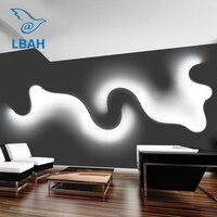 Постмодерн контракт творческий светодио дный светодиодный настенный светильник украшения спальня гостиная коридор лампы и фонари
