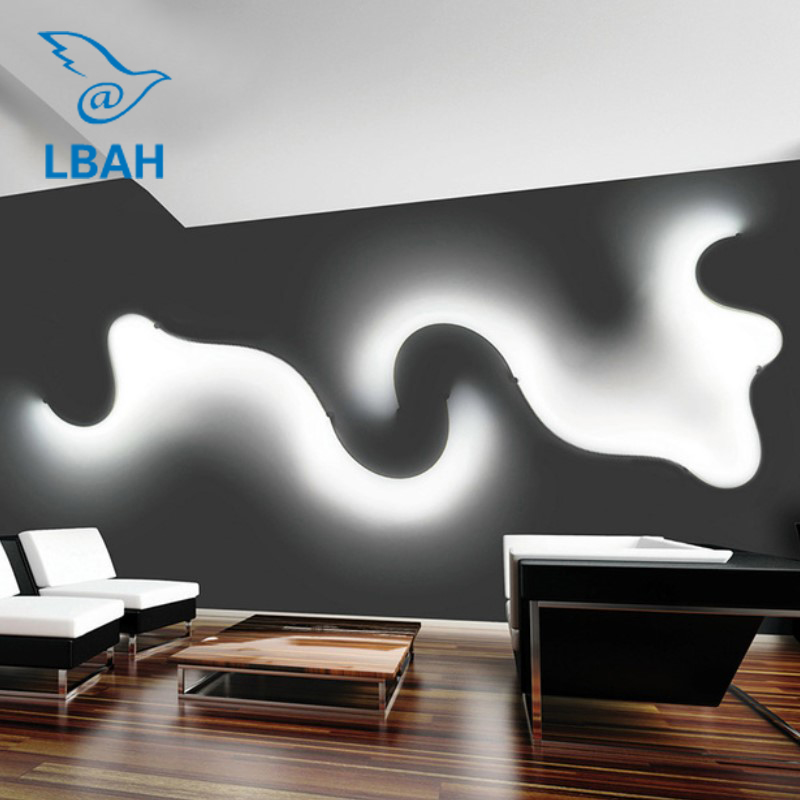 Postmodern Contracted Creative Led Wall Lamp Decoration Of Bedroom  Sitting Room Corridor Corridor Lamps And Lanterns