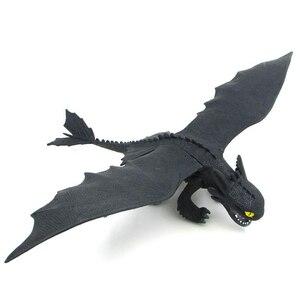 Image 2 - Servwell figurine Dragon Master, jouet furtif de nuit sans dents, jouet daction, Nadder Hageffen, mortel, jouet de collection pour enfants
