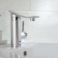 瞬時インスタントタンクレス給湯器高速加熱電化厨房の蛇口給湯器ホットタップ蛇口