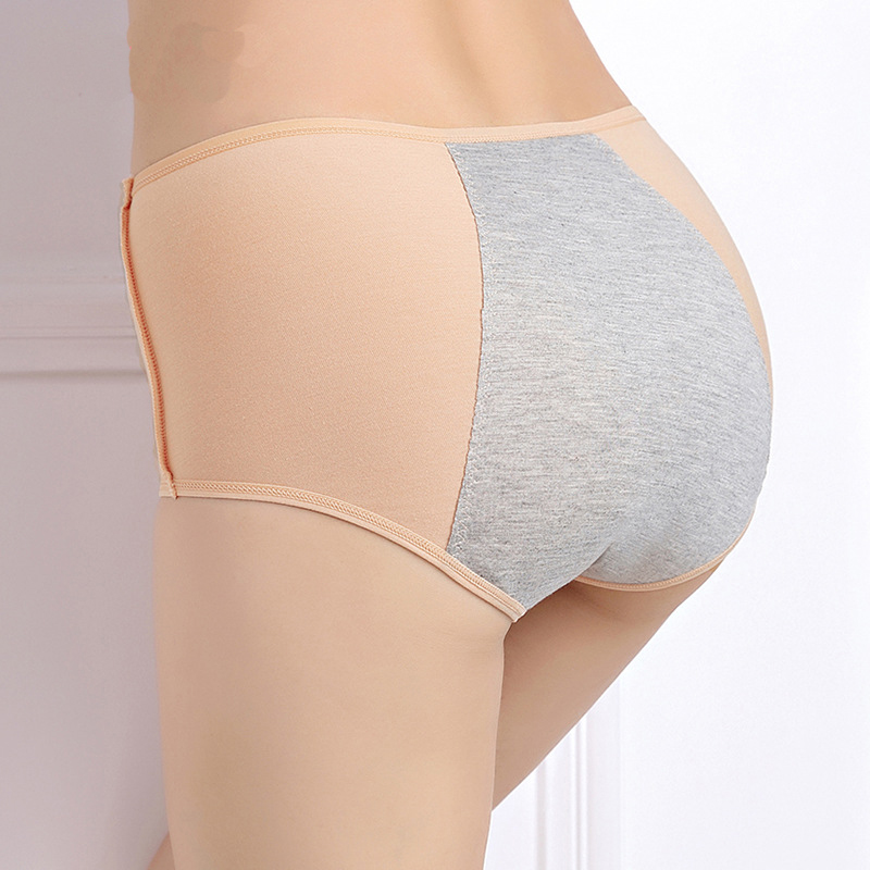 Menstrual   Panties   Underpants For Menstruation Briefs For Women Physiological Leakproof Ladies Seamless Cotton   Panties   For Women
