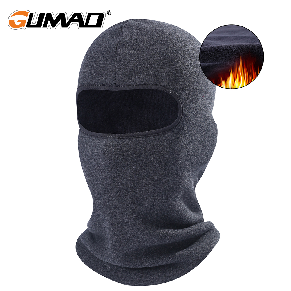 Symbol Of The Brand Vertvie Unisex Winter Sports Thermal Fleece Hat Bike Windproof Face Mask Ski Snowboard Neck Men Warm Outdoor Fleece Scarf Hats Girl's Accessories
