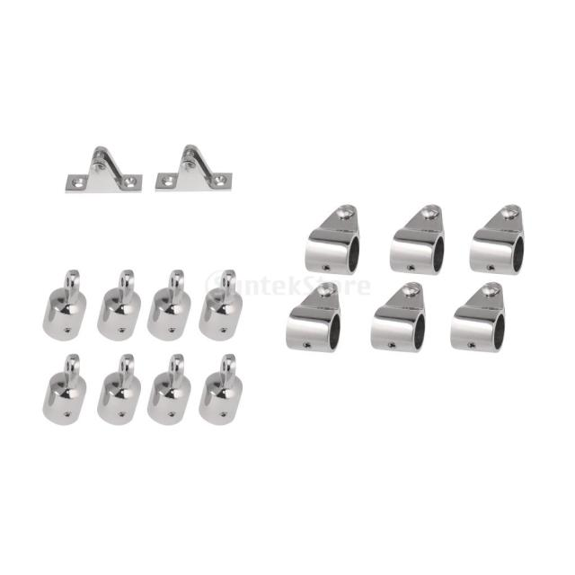16Pcs/Set Boat Cover/Canopy Fittings Deck Hardware Accessories for 4-Bow Marine  sc 1 st  AliExpress.com & 16Pcs/Set Boat Cover/Canopy Fittings Deck Hardware Accessories for ...