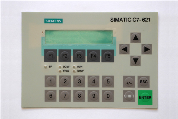 6ES7621-6BD02-0AE3 6ES7 621-6BD02-0AE3 Membrane Keypad For SIMATIC C7-621 Repair, HAVE IN STOCK