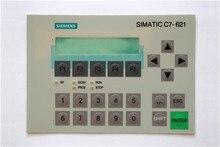 6ES7621 6BD02 0AE3 6ES7 621 6BD02 0AE3 Membrane Keypad For SIMATIC C7 621 Repair HAVE IN