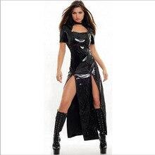 Latex PVC Bodysuit Cat