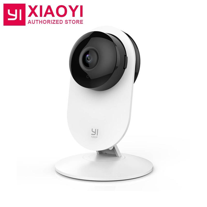 bilder für [International Edition] Xiaoyi YI 1080 P Hause Kamera Nachtsicht Motion/Baby Weinen Erkennung 111 Grad Eingebaute MIC 2 Way Audio