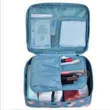 цена на Vogvigo Outdoor Girl Makeup Bag Women Cosmetic Bag Wash Toiletry Make Up Organizer Storage Travel Kit Bag Multi Pocket Ladies