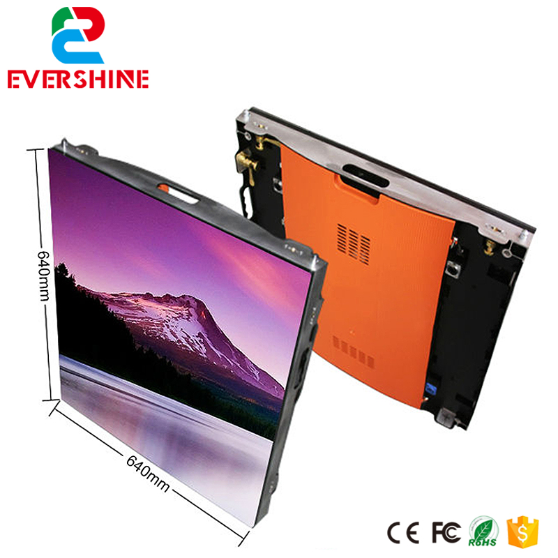 P5 HD Outdoor Video LED Display Screen Waterproof Rental Advertising Board 640x640mm High Bright LED Screen Video Display шорты t sod