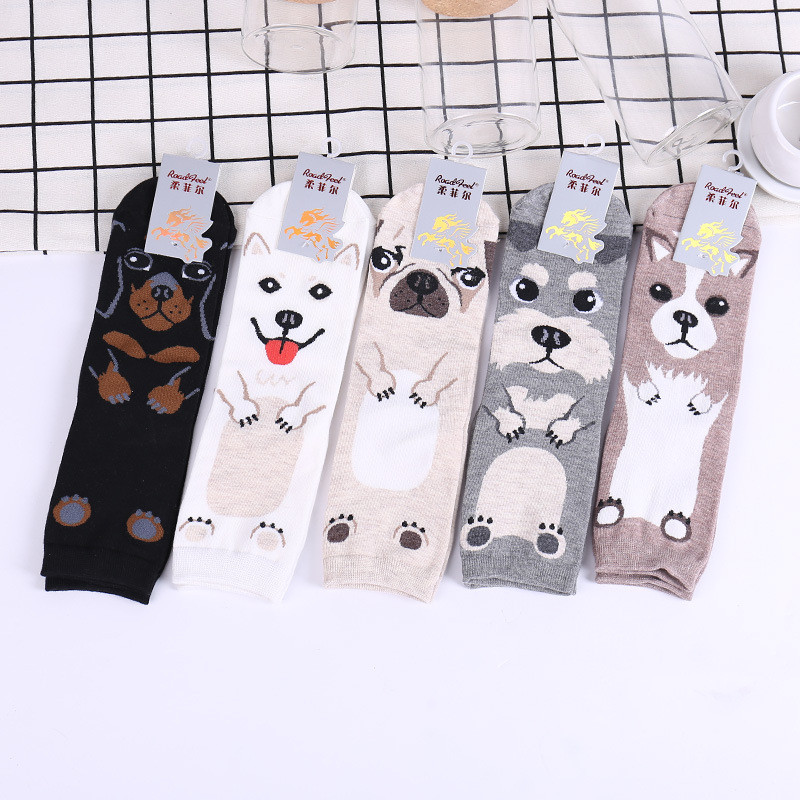 HTB1gqwmlbZnBKNjSZFKq6AGOVXaZ - 5 Pairs Women Half Foot Toe Cover Socks Black Invisible Solid Soft Socks