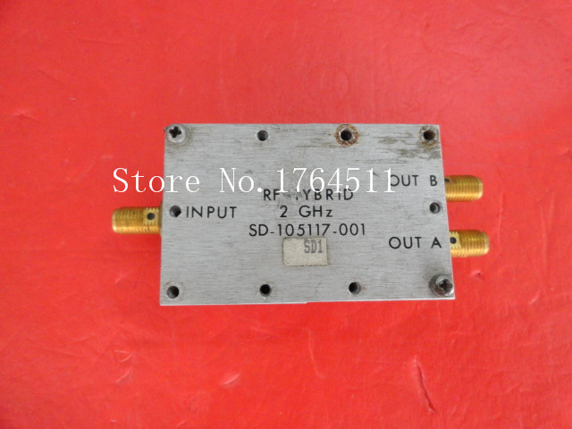 [BELLA] HYBRID Two SD-105117-001 900-2700MHz SMA Power Divider