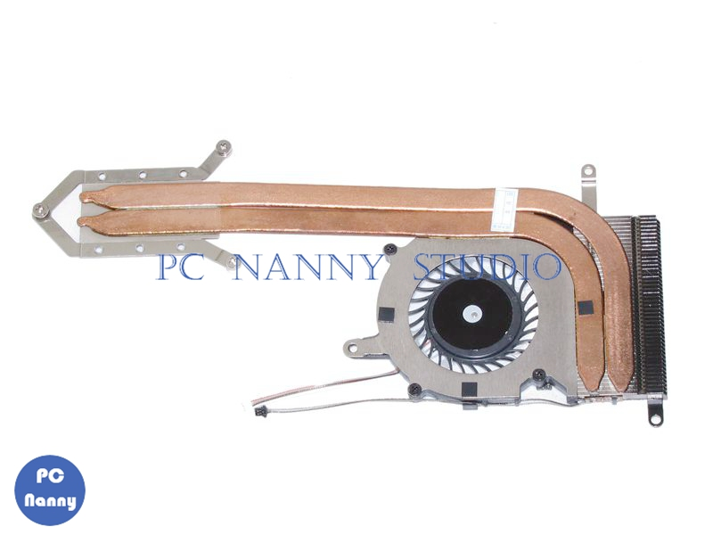 Fan Heatsink Assembly Radiator Cooler for Sony Vaio Pro13 SVP13 SVP132 SVP132A 300 0001 2755 UDQFVSR01DF0