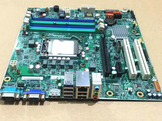 Used Applies to for Lenovo M92P M92 M6300T M6400T M8400T Desktop  Motherboard Q75 DDR3 LGA1155 03T8227 IS7XM REV:1 0 100% Tested