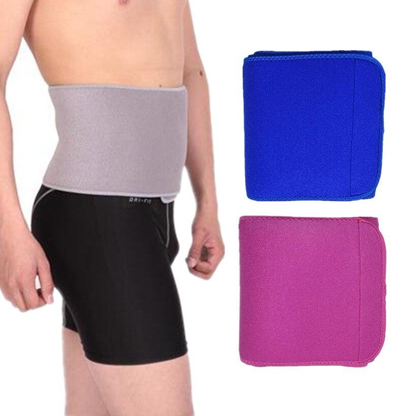 Body Shaper Slimming Adjustable Belt Weight Loss Tummy Trimmer-Waist Trimmer Unisex Waist Belt Slim Fat Belly Burner Sweat Detox