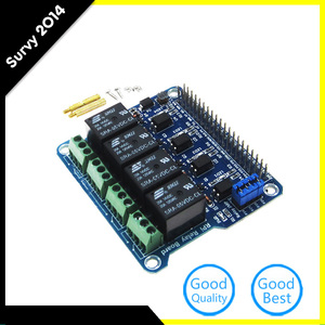 4-Channel raspberry pi relay S