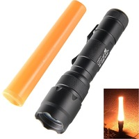 Ultrafire Tactical Flashlight XM LT6 LED Flashlight 5 Mode Torch Light flashlight 18650 flashlight power flash light led driver