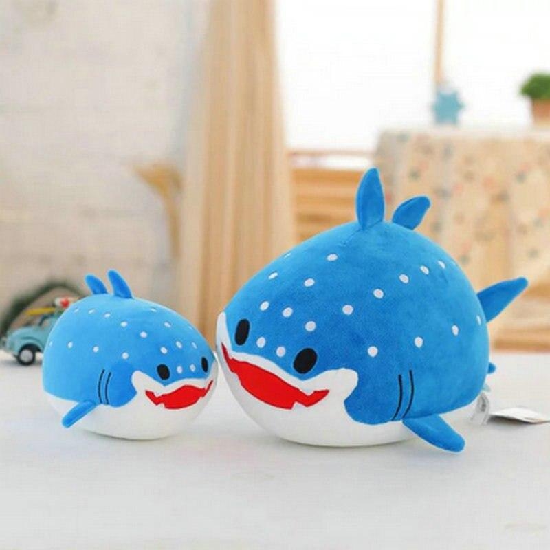 ღ Ƹ̵̡Ӝ̵̨̄Ʒ ღNowy 20 Cm 33 cm Cute sea Rekina Pluszowe Zabawki