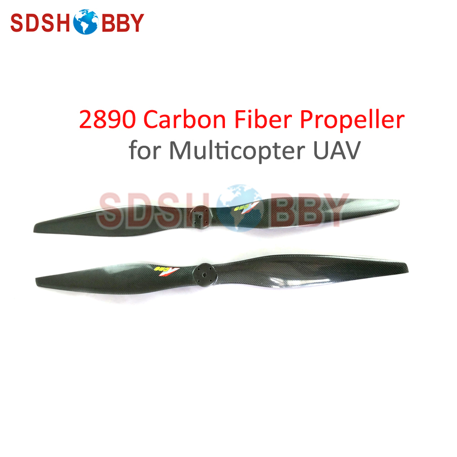 2890 Carbon Fiber Propeller for RC Agricultural Plant Protection UAV Multicopter садовая химия zi jane plant protection station 38 200g 80%