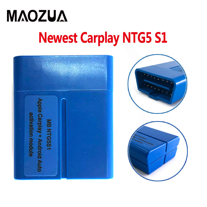 2019 NTG5 S1 For Apple CarPlay And Android Auto Activation Tool Safer Way To Use For IPhone/Android Phone