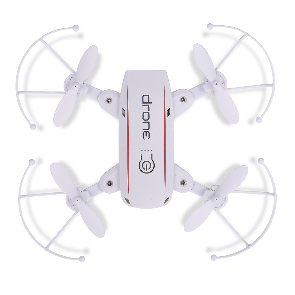New Arrival IN1601 2.4G 720P 0.3MP Wifi FPV Foldable Mini Drone With Camera Altitude Hold RC Drone Quadcopter Selfie Drone Gifts (17)