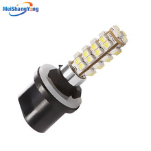 880,890 PGJ13 36 SMD white head fog lamps LED car lights lamp Auto H27W / 1 light source parking 12 V