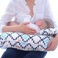 Nórdico Algodão Animais Dos Desenhos Animados Mãe Mama-U-Forma de Alimentação Travesseiro Confortável Bebê Estereótipos Travesseiro Mama Resto Travesseiro