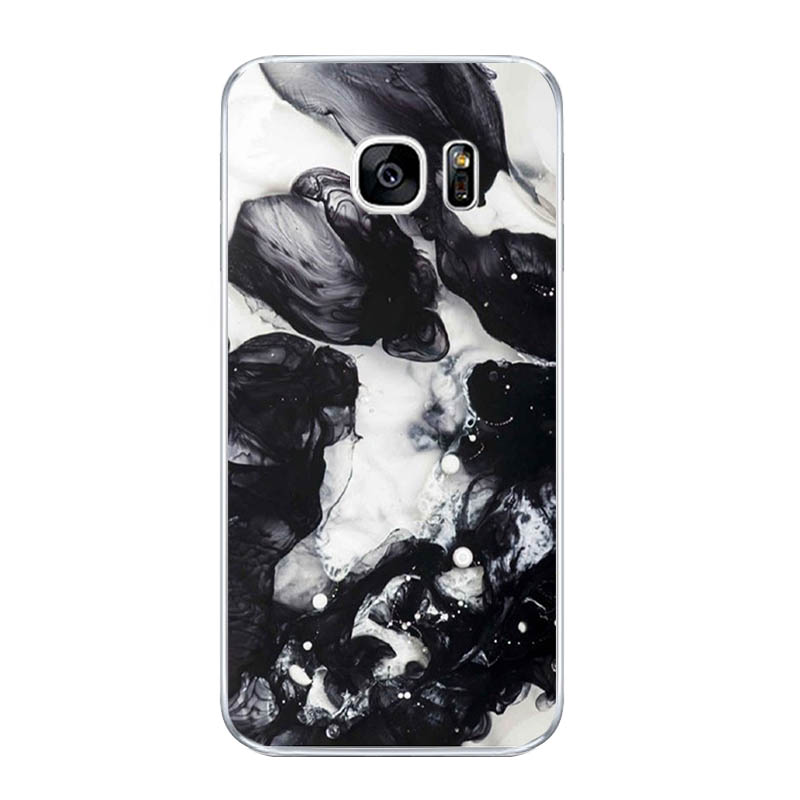 Para Samsung Galaxy J3 J5 J7 2016 Funda de teléfono S4 S6 S7 Edge - Accesorios y repuestos para celulares - foto 5