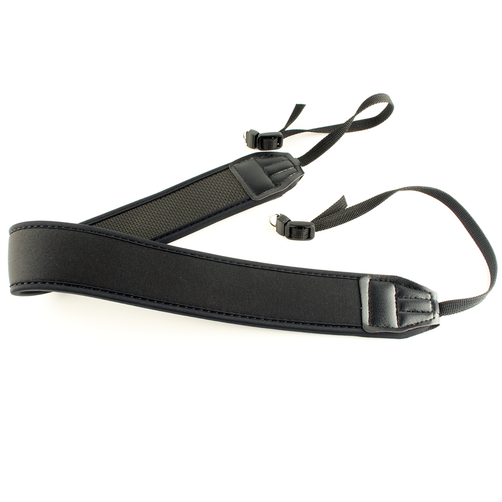 Neck Shoulder Black Belt Flexible Camera Strap for DSLR Sony Canon Nikon Pentax OLYMPUS Panasonic Accessory Parts