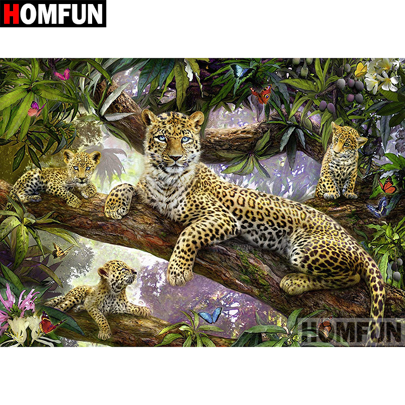 A08301       Forest leopard